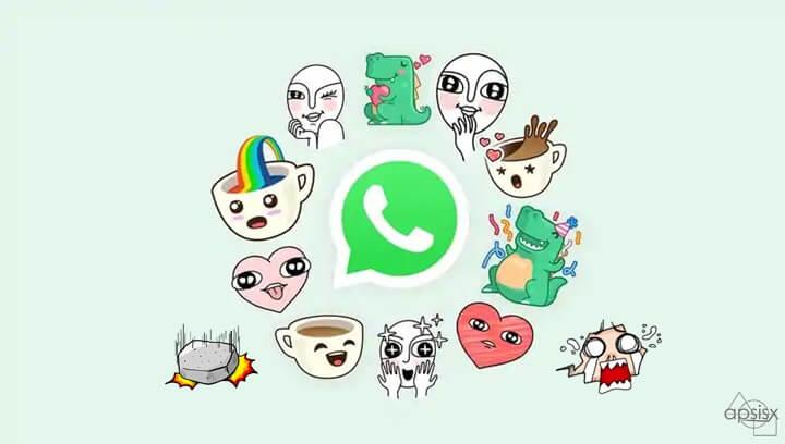 WhatsApp Animasyonlu Sticker Güncellemesi Yakında